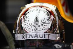 Sebastian Vettel, Red Bull Racing special German Grand Prix, kask