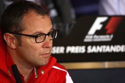 Stefano Domenicali Ferrari Direktörüü