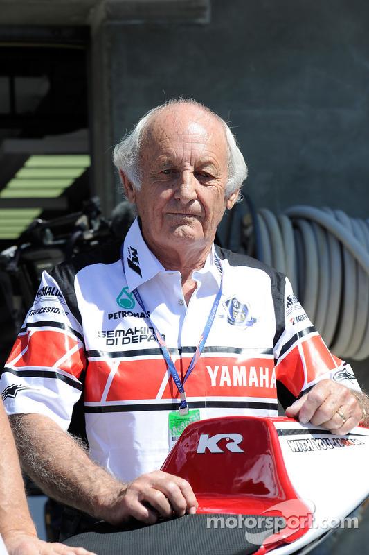 Празднование 50ти летия кампании Yamaha