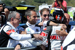 Jorge Lorenzo, Yamaha Factory Racing, signe la pole position