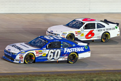 Carl Edwards, Roush-Fenway Ford and Ricky Stenhouse Jr., Roush-Fenway Ford