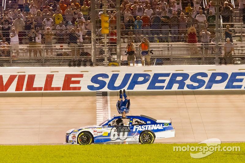 NASCAR XFINITY, Нэшвилл, 23.07.2011