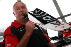 John Booth, directeur sportif Marussia Virgin Racing