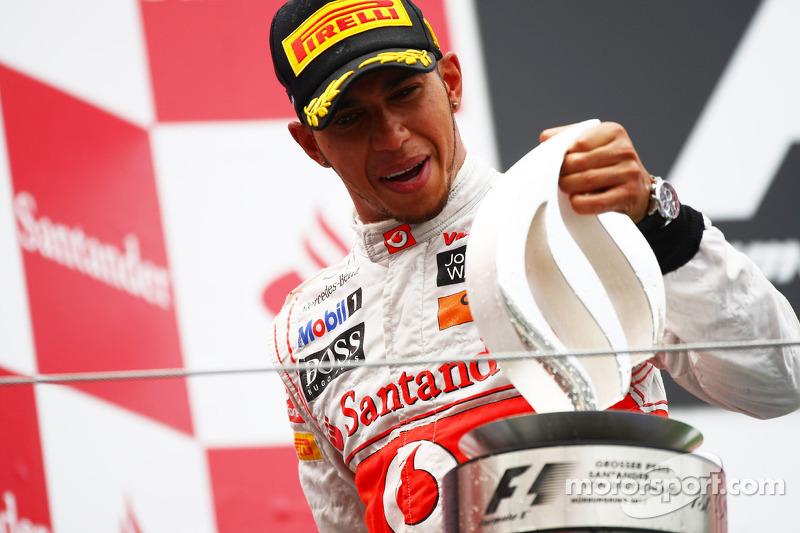 16- GP da Alemanha 2011, McLaren