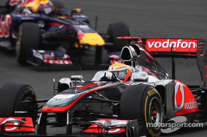 2011 (Nürburgring): Lewis Hamilton (McLaren-Mercedes MP4-26)