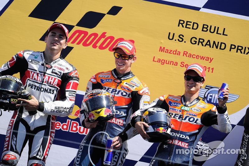 2011 - Trio gagnant