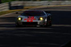 #40 Robertson Racing Doran Ford GT: David Robertson, Andrea Robertson