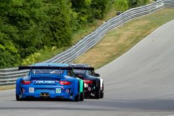 Wolf Henzler en Bryan Sellers, Porsche 911 GT3 RSR