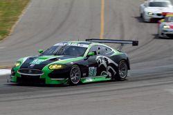 P.J. Jones en Rocky Moran Jr., Jaguar XKR
