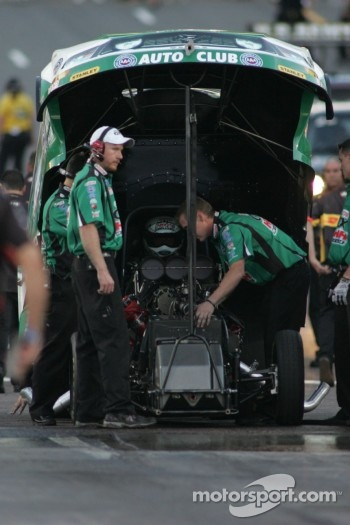 John Force, Castrol GTX High Milage Ford Mustang