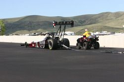 Larry Dixon, Al-Anabi Racing Dragster