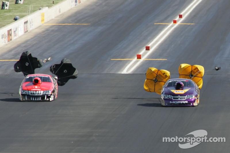 Vincent Nobile, Mountain View Tire Dodge Stratus, V. Gaines, Kendall Dodge Status
