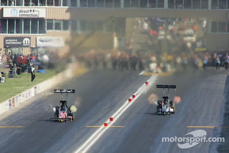 Rod Fuller, Abu Dhabi/Yas Marina Circuit Dragster, Steve Chrisman, Nitro Fish Dragster