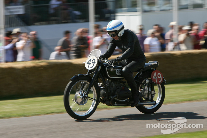 John Surtees, BMW Type 255 Kompressor