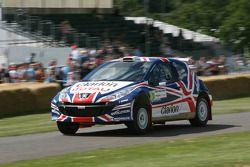 Guy Wilks, Peugeot 207 S2000