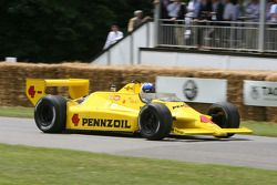 Johnny Rutherford, Chaparral Cosworth 2K
