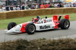 Al Unser Jr., Penske Mercedes PC23