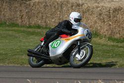 Stuart Graham, Honda RC 162
