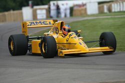 Мартин Доннелли: Lotus Lamborghini 102
