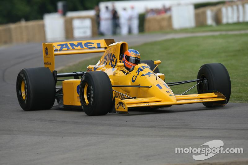 Martin Donnelly, Lotus Lamborghini 102