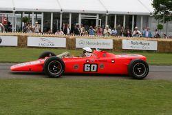 Лорд Марч: Lotus Pratt & Whitney 56 'STP Special'