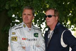 Eddie Cheever, Danny Sullivan