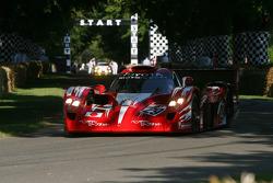 Thierry Boutsen: Toyota TS020 GTI