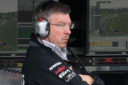 Ross Brawn, Mercedes GP, Director técnico