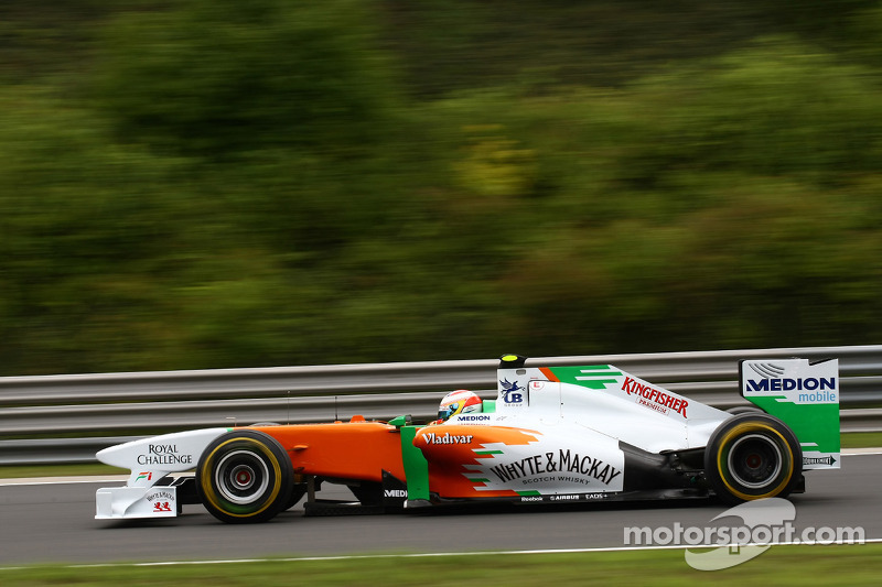 Paul di Resta, Force India VJM04