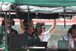 Jimmy Vasser, KV Racing