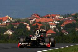 Nick Heidfeld, Lotus Renault GP
