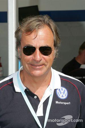 Карлос Сайнс, Volkswagen Motorsport