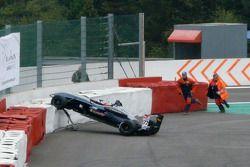 Marko Asmer crash