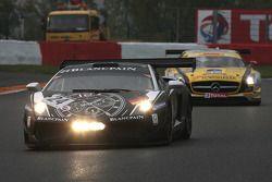 Blancpain-Reiter Lamborghini LP600 : Marc A. Hayek, Peter Kox, Jos Menten