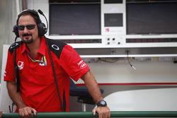 Альфонсо де Орлеанс Борбон, руководитель Racing Engineering Team
