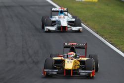 Romain Grosjean lidera a Charles Pic