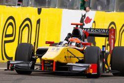 Romain Grosjean remporte la victoire