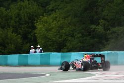 Sebastian Vettel, Red Bull Racing se va de largo