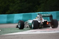 Нико Росберг, Mercedes GP F1 Team