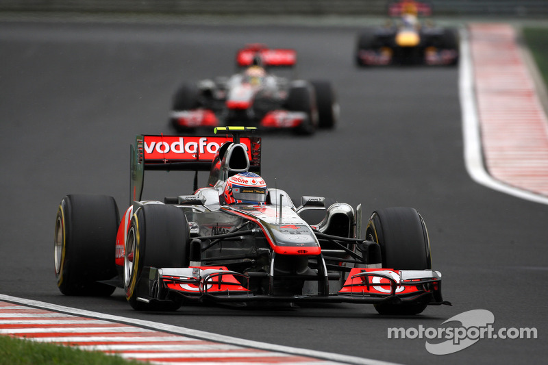 2011 - Jenson Button, McLaren
