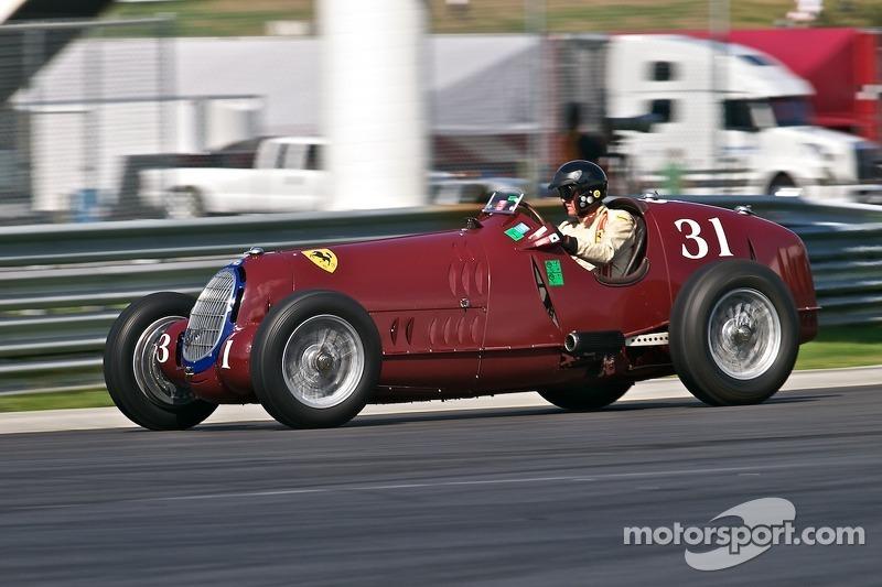 Alfa Tipo C : Peter Giddings
