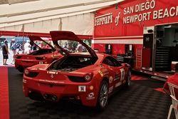 #14 Ferrari of San Diego Ferrari 458 Challenge