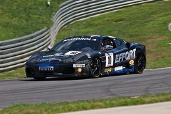 #10 Ferrari of Houston Ferrari F430 Challenge: Chuck Toups