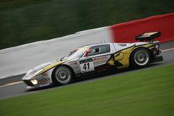 Marc VDS Racing Team Ford GT: Markus Palttala, Antoine Leclerc, Jonathan Hirschi