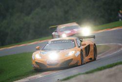 McLaren GT: Adam Christodoulou,Glynn Geddie, Phil Quaife, Roger Wills