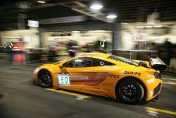 McLaren GT: Adam Christodoulou, Glynn Geddie, Phil Quaife, Roger Wills
