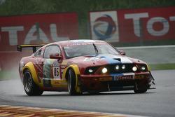 VDS Aventures Ford Mustang FR500: Raphael van der Starten, Jose Close, Julien Schroyen, Benjamin Bai