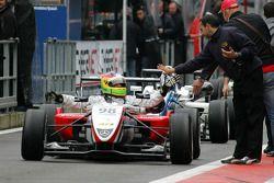 Invitation class winner Roberto Merhi