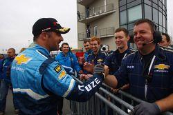 Yvan Muller, Chevrolet Cruz 1.6T, Chevrolet pole