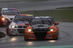 Norbert Michelisz BMW 320 TC, Zengo-Dension Team y Franz Engstler, BMW 320 TC, Liqui Moly Team Engst
